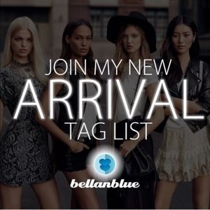 💠NEW ARRIVAL TAG LIST💠